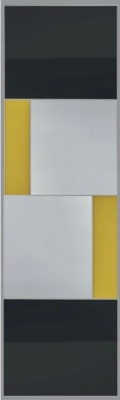 Sliding lacquered glass (Integrale)