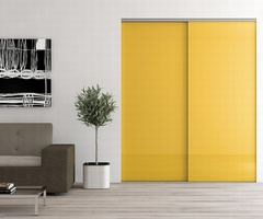 Sliding doors Integrale lacquered glass
