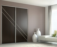 Sliding doors Linea