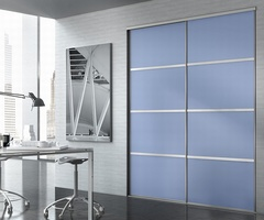 Sliding doors melamine with Japanese style
