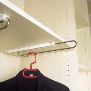 Ed system nos produits rangements for Porte habits